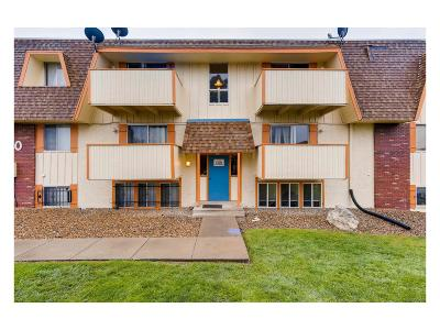 Thornton Condo/Townhouse Under Contract: 10211 Ura Lane #10-102