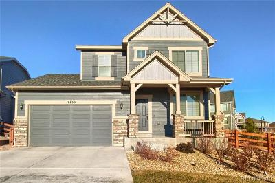 Arvada Single Family Home Active: 16859 West 86th Place