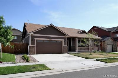 Commerce City Single Family Home Active: 16289 East 99th Way