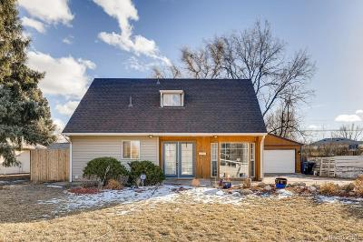 Single Family Home Active: 4650 East Yale Avenue
