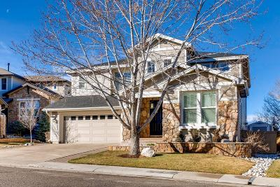 Highlands Ranch Single Family Home Under Contract: 10787 Chadsworth Point