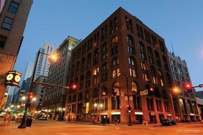 Denver Rental Active: 828 17th Street #714