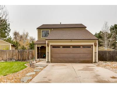 Arapahoe County Single Family Home Under Contract: 11546 East Ellsworth Place