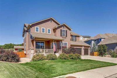 Castle Rock Single Family Home Active: 2307 Paint Pony Circle
