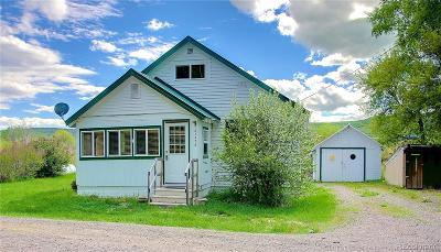 Phippsburg Single Family Home Active: 21075 State Hwy 131