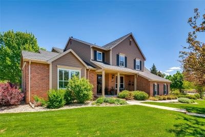 Highlands Ranch Single Family Home Active: 10392 Brookhollow Circle