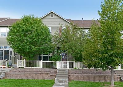Castle Rock Condo/Townhouse Active: 3935 Nordland Trail