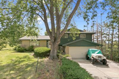 Boulder Single Family Home Under Contract: 1279 Westview Drive