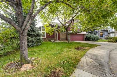 Boulder County Single Family Home Active: 538 West Cactus Court