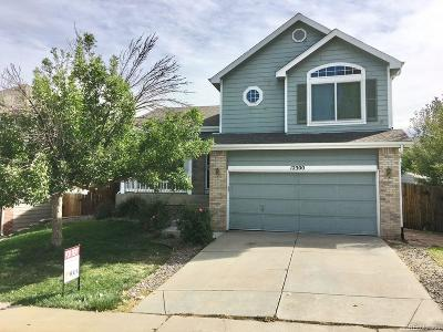 Brighton Single Family Home Under Contract: 12300 Kearney Street