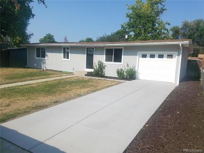 Denver Single Family Home Active: 7837 Elmwood Place