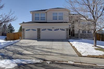 Lone Tree Single Family Home Under Contract: 9872 Indian Wells Drive