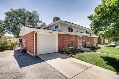 Aurora CO Single Family Home Active: $305,000