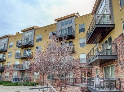 Englewood Condo/Townhouse Active: 9019 East Panorama Circle #D-408