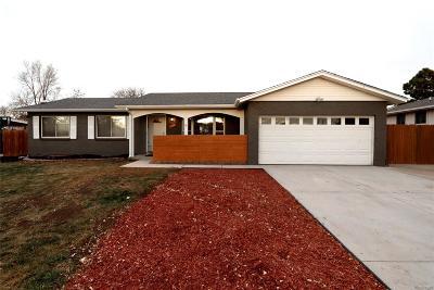 Centennial Single Family Home Active: 7152 South Franklin Street