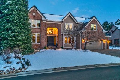 Highlands Ranch Single Family Home Active: 51 Falcon Hills Drive