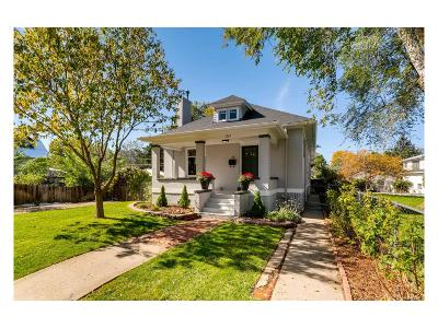 Single Family Home Active: 3745 Perry Street