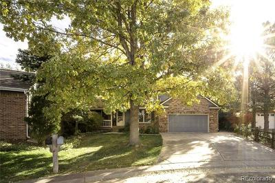 Thornton Single Family Home Active: 2880 East 124th Way