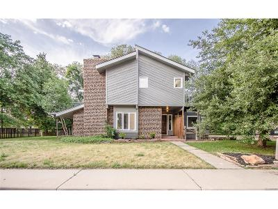 Boulder Single Family Home Under Contract: 1093 Fairway Court