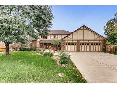 Littleton Single Family Home Under Contract: 5953 Wood Sorrel Way