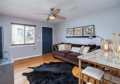 Denver Condo/Townhouse Active: 1800 Grove Street