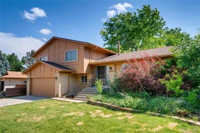 Lakewood CO Single Family Home Active: $439,000
