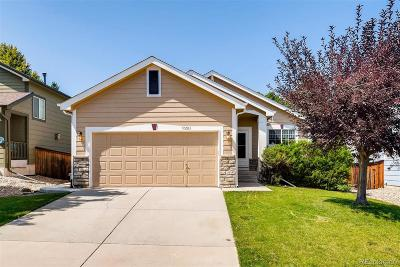 Highlands Ranch Single Family Home Under Contract: 10361 Ravenswood Way