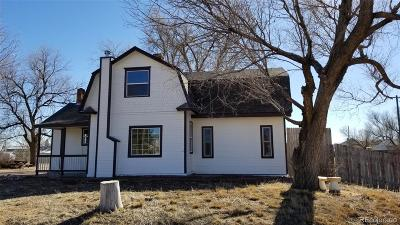 Nunn Single Family Home Under Contract: 640 5th Street