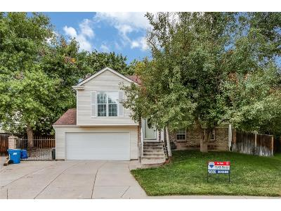 Westminster Single Family Home Active: 10581 Robb Circle