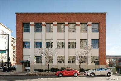 Denver Condo/Townhouse Active: 1090 Cherokee Street #211