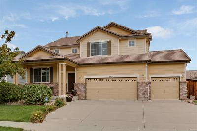 Henderson Single Family Home Under Contract: 11831 East 118th Avenue