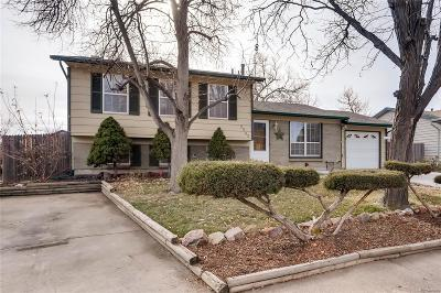 Aurora Single Family Home Active: 2682 South Mobile Way
