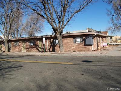 Brighton CO Commercial Active: $419,000