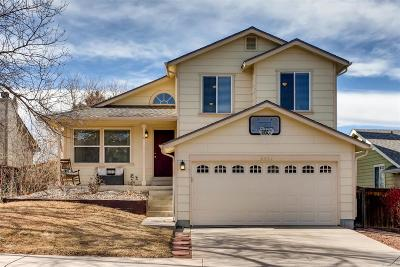 Highlands Ranch Single Family Home Under Contract: 6532 Freeport Drive