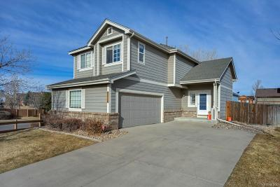 Aurora Single Family Home Active: 22325 East Navarro Drive