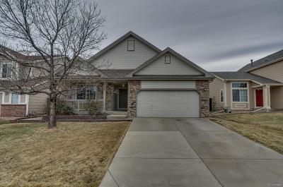 Castle Rock Single Family Home Under Contract: 5462 East Aspen Avenue