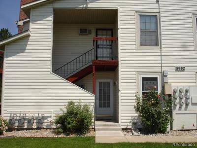 Thornton Condo/Townhouse Active: 11982 Bellaire Street #A