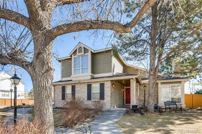 Centennial Single Family Home Active: 5752 South Ouray Court