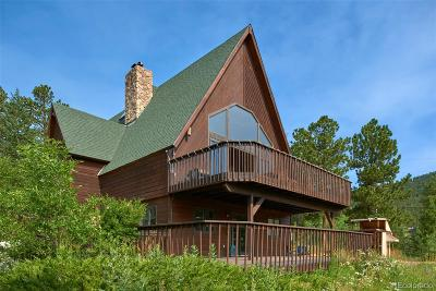 Boulder Single Family Home Under Contract: 579 Primos Road