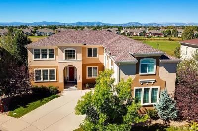 Broomfield Single Family Home Active: 13985 Pinehurst Circle