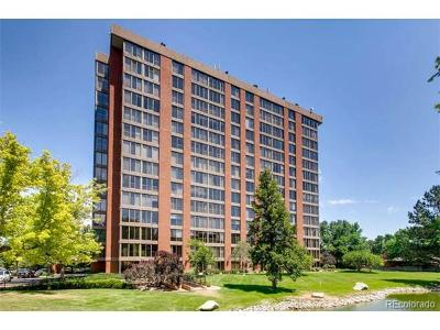 Englewood Condo/Townhouse Active: 1900 East Girard Place #1101/120