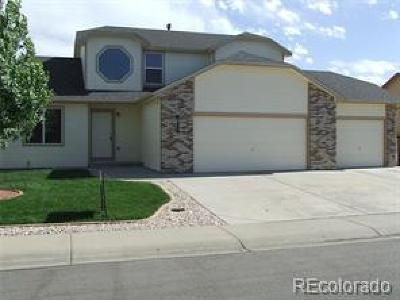 Platteville Single Family Home Under Contract: 209 Buck Rake Boulevard