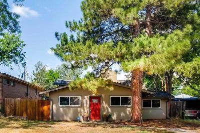 Denver CO Single Family Home Active: $450,000