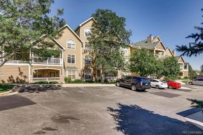 Castle Rock Condo/Townhouse Under Contract: 6001 Castlegate Drive #A26