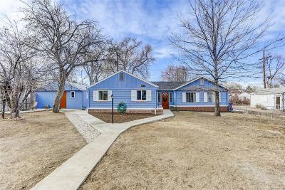 Denver Single Family Home Under Contract: 31 South Knox Court