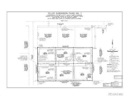 Jefferson County Residential Lots & Land Active: 2850 Teller Street