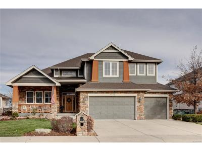 Longmont Single Family Home Active: 1163 Wyndemere Circle