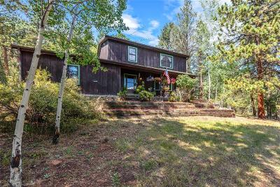 Conifer Single Family Home Active: 13713 South Wamblee Valley Road