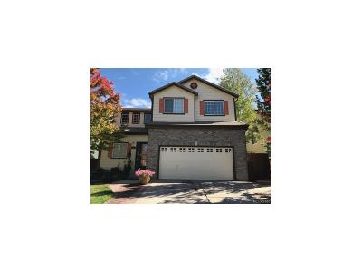 Highlands Ranch Single Family Home Active: 10565 Tracewood Circle