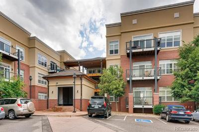 Greenwood Village CO Condo/Townhouse Active: $339,000